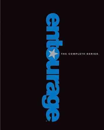 ENTOURAGE:COMPLETE SERIES BY ENTOURAGE (Blu-Ray)